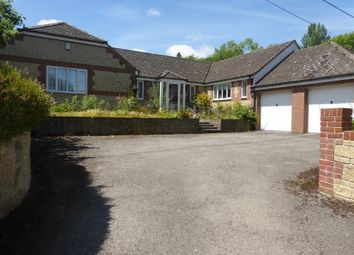 Thumbnail 4 bed detached bungalow for sale in Darknoll Lane, Okeford Fitzpaine, Blandford Forum
