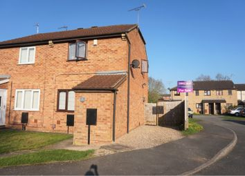 Thumbnail 2 bed end terrace house for sale in Lime Kilns, Wigston