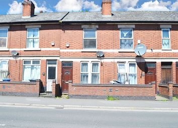Thumbnail 2 bedroom terraced house for sale in St. Thomas Road, Pear Tree, Derby
