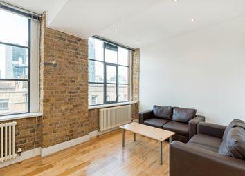 Thumbnail 1 bedroom flat to rent in Thrawl Street, London