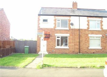 Thumbnail 3 bedroom semi-detached house to rent in Burn Park Road, Houghton Le Spring, Tyne And Wear