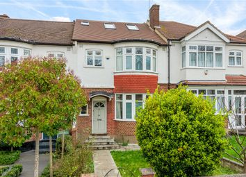 Thumbnail 4 bed terraced house for sale in Norwood Park Road, London