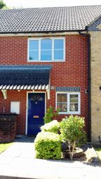 Thumbnail 2 bed terraced house for sale in Oliver Twist Close, Borstal, Rochester