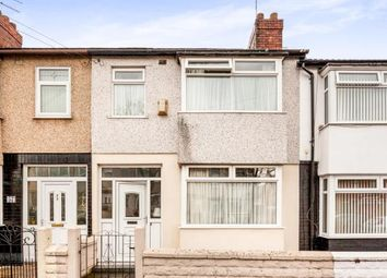 Thumbnail 3 bed terraced house for sale in Oakhill Road, Liverpool, Merseyside, England