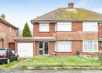 Thumbnail 3 bed semi-detached house for sale in Eastwick Crescent, Mill End, Rickmansworth