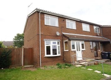Thumbnail 3 bed end terrace house for sale in Palmer Close, Bengeo, Hertford