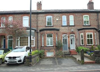Thumbnail 3 bed terraced house for sale in Victoria Road, Hale, Altrincham
