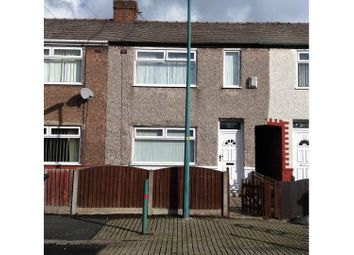 Thumbnail 2 bed terraced house for sale in Brynn Street, Widnes