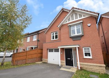 Thumbnail 4 bed detached house for sale in Ilberts Way, Pontefract