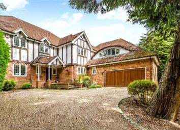 Thumbnail 5 bedroom detached house for sale in South Park Crescent, Gerrards Cross, Buckinghamshire