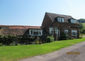 Thumbnail 4 bed cottage to rent in Oyles Mill Cottage, Blandford Road, Iwerne Minster, Dorset