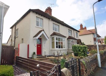 Thumbnail 3 bed semi-detached house for sale in Queens Road, Minehead