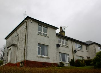 Thumbnail 2 bed flat for sale in Duntocher Road, Clydbank