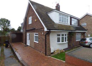 Thumbnail 3 bedroom semi-detached house for sale in Ryeland Road, Duston, Northampton, Northamptonshire