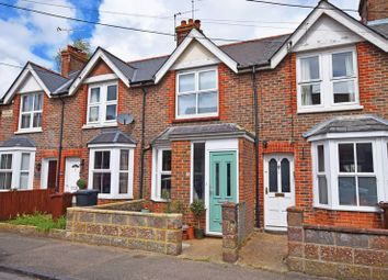 Thumbnail 2 bedroom terraced house for sale in Vernon Road, Uckfield