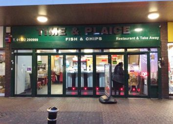 Thumbnail Restaurant/cafe for sale in 4 Spital Street, Dartford