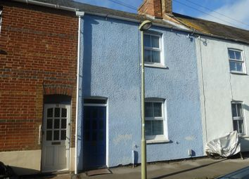 Thumbnail 2 bed terraced house to rent in Earl Street, Oxford
