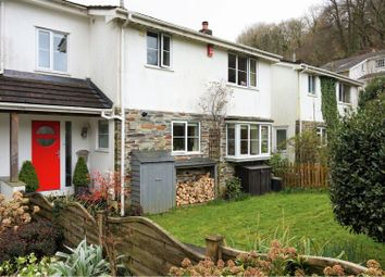 Thumbnail 3 bed semi-detached house for sale in Milton Combe, Yelverton
