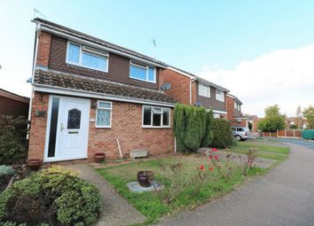 Thumbnail 3 bed detached house for sale in Valfreda Way, Wivenhoe, Essex