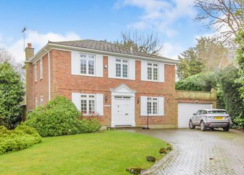 Thumbnail 4 bed property to rent in Ruxley Ridge, Claygate, Esher