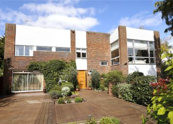 Thumbnail 5 bed detached house for sale in Lord Chancellor Walk, Kingston Upon Thames, Surrey