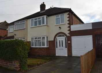 Thumbnail 3 bed property to rent in Fairview Road, Wednesfield, Wolverhampton