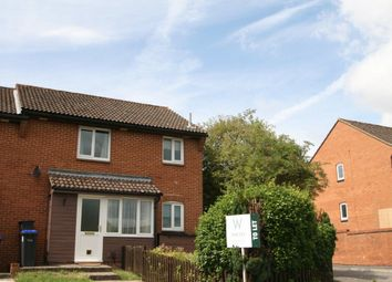 Thumbnail 1 bed semi-detached house to rent in Swallowmead, Salisbury