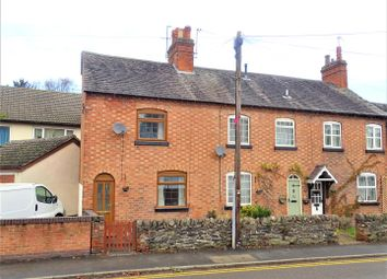 Thumbnail 2 bed end terrace house for sale in Main Street, Glenfield, Leicester