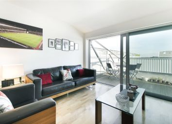 Thumbnail 2 bed flat to rent in Weststand Apartments, Highbury Stadium Square, London