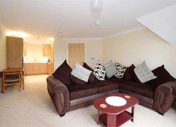 Thumbnail 2 bedroom flat for sale in Sutton Avenue, Seaford, East Sussex