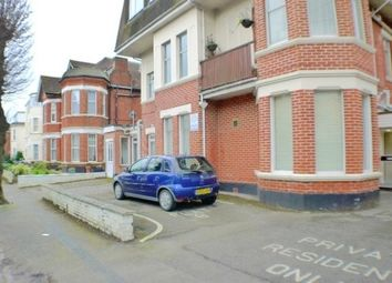 Thumbnail 2 bed flat to rent in Argyll Road, Boscombe, Bournemouth