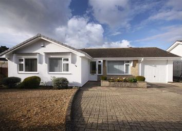 Thumbnail 3 bed detached bungalow for sale in Hillside Drive, St Catherines Hill, Christchurch, Dorset