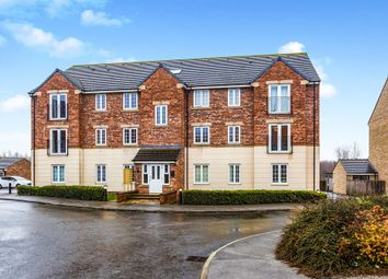 Thumbnail 2 bed flat for sale in Silverwood Road, Woolley Grange, Barnsley