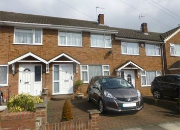 Thumbnail 3 bed terraced house for sale in Kingston Close, Northolt, Middlesex