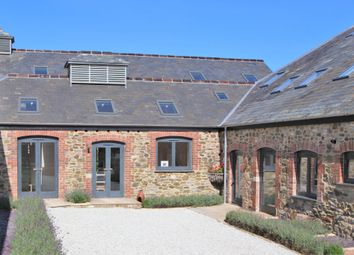 Thumbnail 3 bed barn conversion for sale in Yealmpton, Plymouth
