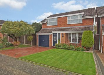 Thumbnail 4 bed detached house for sale in Atcham Close, Redditch