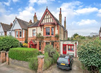 Thumbnail 8 bed detached house for sale in Denbigh Road, Ealing, London