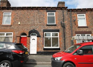 Thumbnail 3 bed terraced house to rent in Ross Street, Widnes