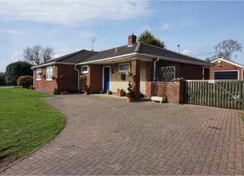 Thumbnail 3 bedroom detached bungalow for sale in 2 Holyoak Drive, Hinckley