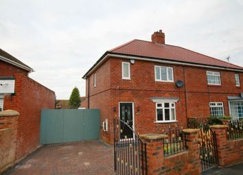 Thumbnail 2 bed semi-detached house for sale in Chipchase Crescent, Hillheads Estate, Newcastle Upon Tyne