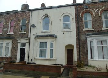 Thumbnail 5 bedroom terraced house for sale in Argyle Street, Sunderland