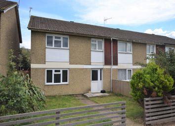Thumbnail 3 bed end terrace house for sale in Bredgar Close, Ashford
