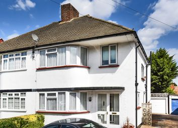 Thumbnail 3 bedroom semi-detached house for sale in Tamworth Lane, Mitcham