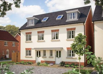 "Thumbnail 3 bedroom semi-detached house for sale in ""The Westerham"" at Foxhall Road, Ipswich, Suffolk, Ipswich"