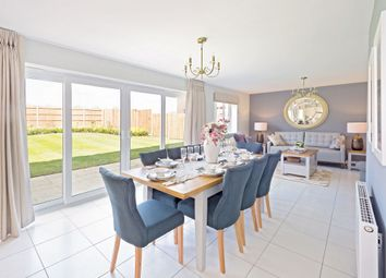 Thumbnail 4 bed detached house for sale in Radwinter Road, Saffron Walden, Cambridge