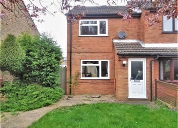 Thumbnail 2 bed semi-detached house for sale in Rivehall Avenue, Welton, Lincoln