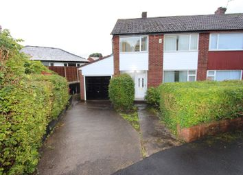Thumbnail 3 bedroom semi-detached house for sale in Castle Hill Crescent, Sudden, Rochdale