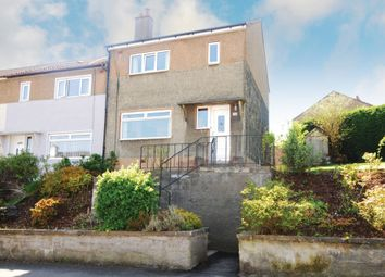 Thumbnail 3 bed end terrace house for sale in 156 Sunnyside Drive, Glasgow