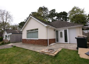 Thumbnail 3 bedroom bungalow to rent in Coventry Crescent, Poole