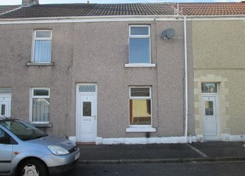 Thumbnail 2 bed terraced house for sale in Sylvia Terrace, Brynhyfryd, Swansea, City And County Of Swansea.